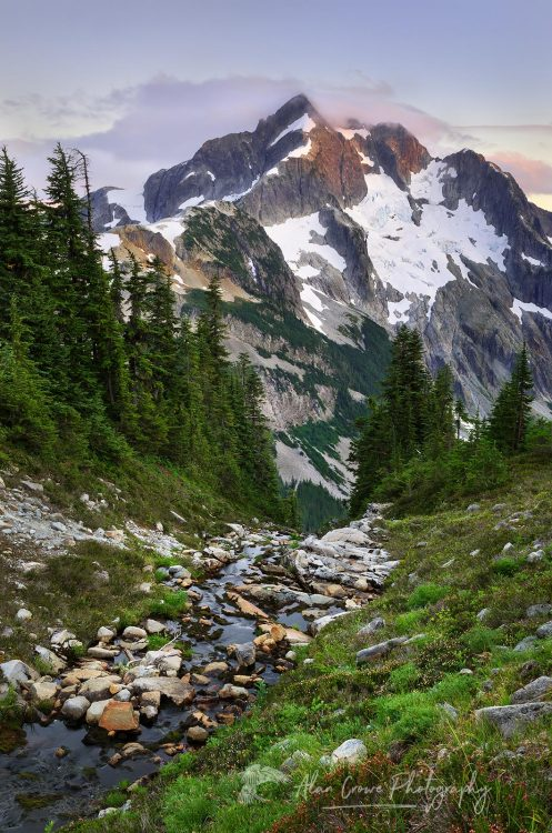 Whatcom Peak North Cascades National Park