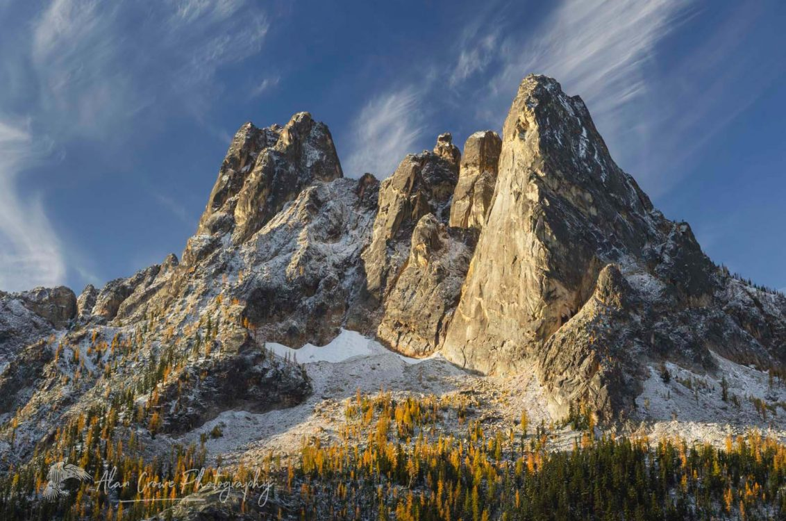 Liberty Bell Mountain North Cascades Photo Highlights 2018