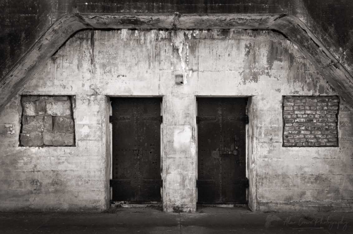 Fort Casey State Park, battery bunkers.