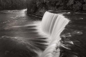 Upper Tahquamenon Falls Michigan
