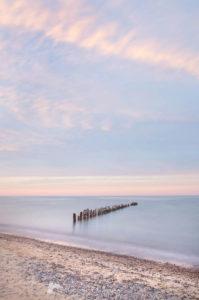 Lake Superior Whitefish Point, Michigan