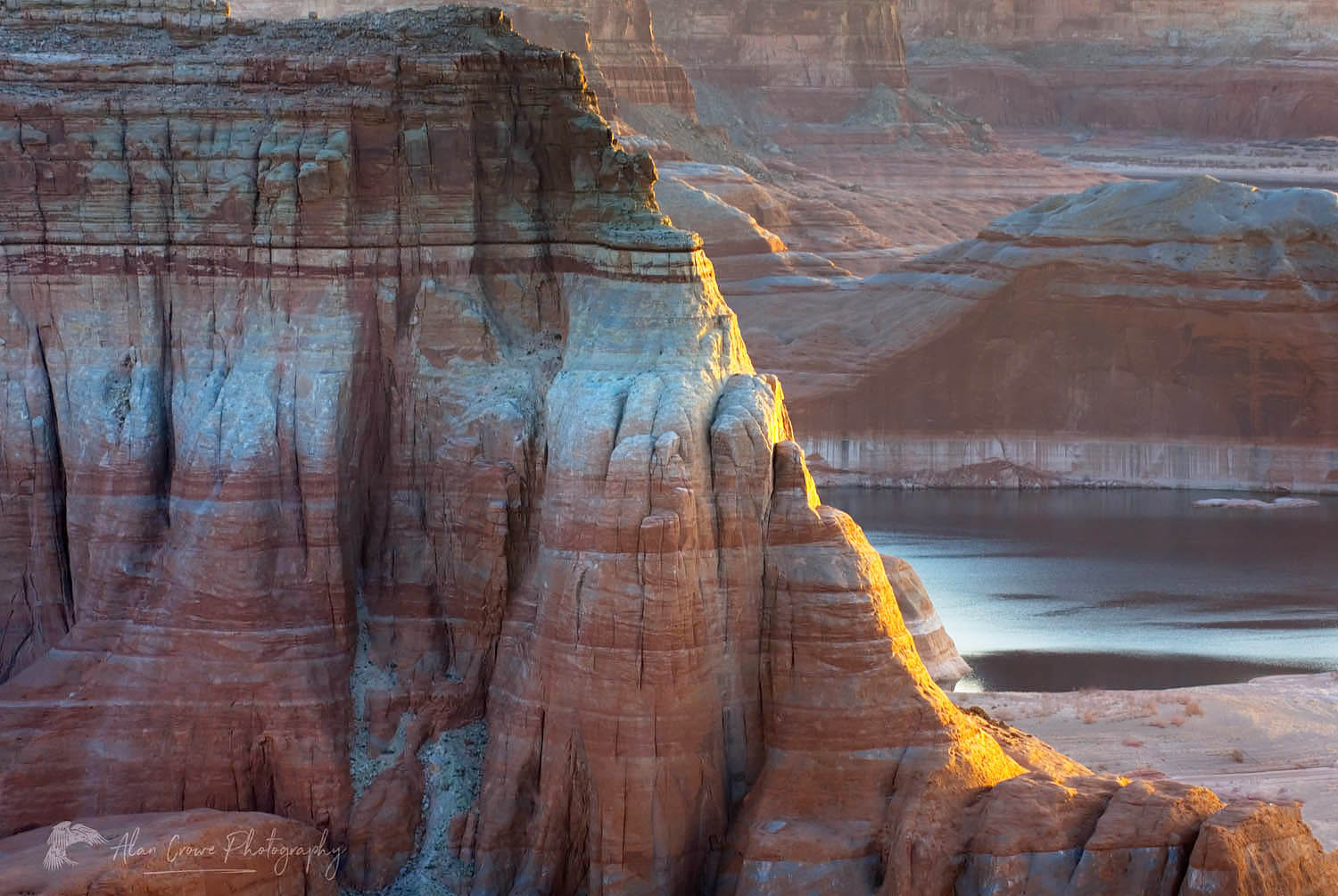 Alstrom Point, Glen Canyon National Recreation Area