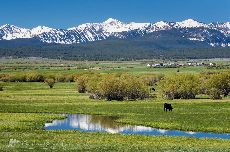 Big Hole Valley Montana