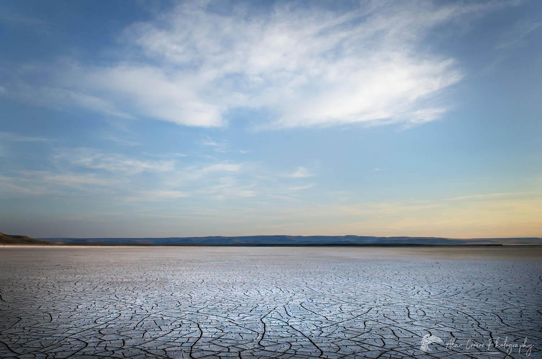 Harney Lake, Malheur National Wildlife Refuge, Oregon