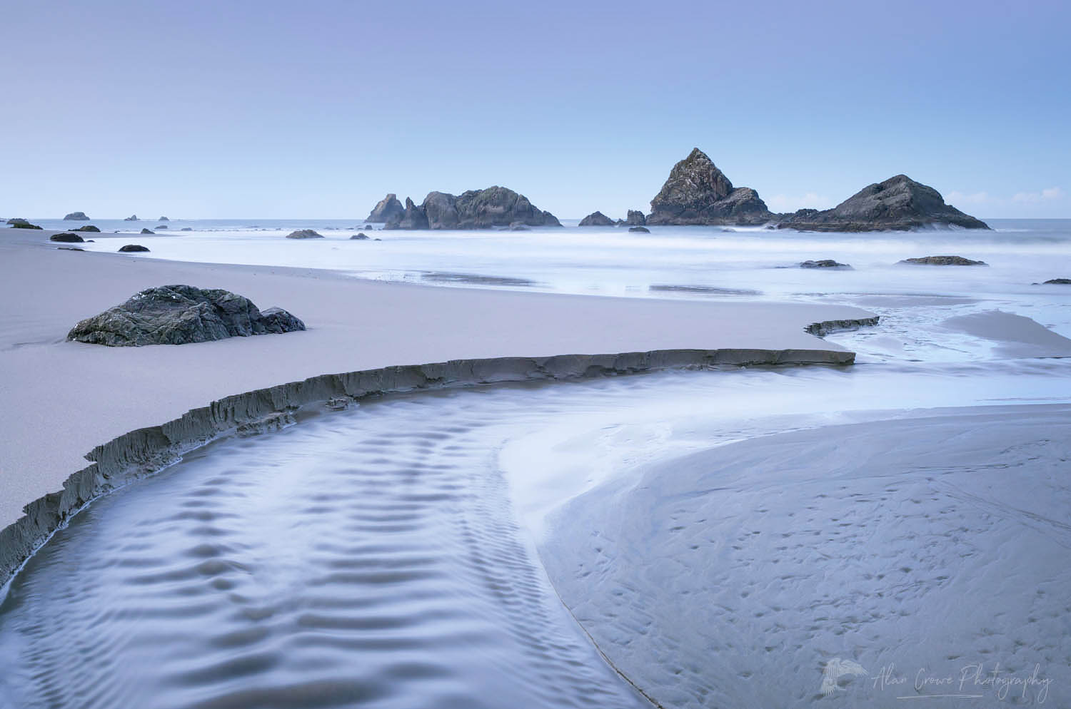 Harris Beach Oregon