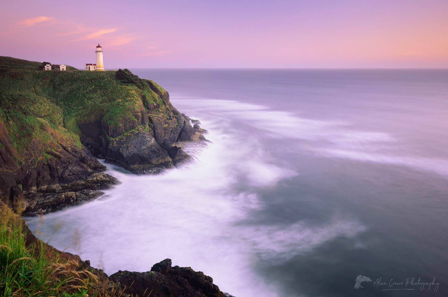North Head Lighthouse, Cape Disappointment