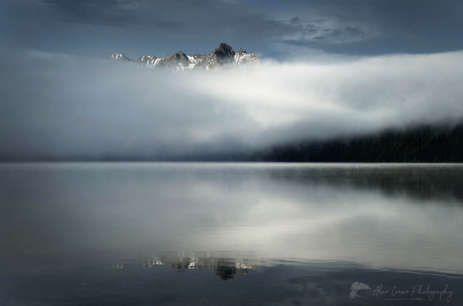 Redfish Lake, Sawtooth National Recreation Area Idaho