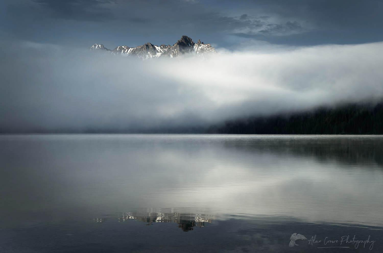 Redfish Lake, Sawtooth National Recreation Area Idaho