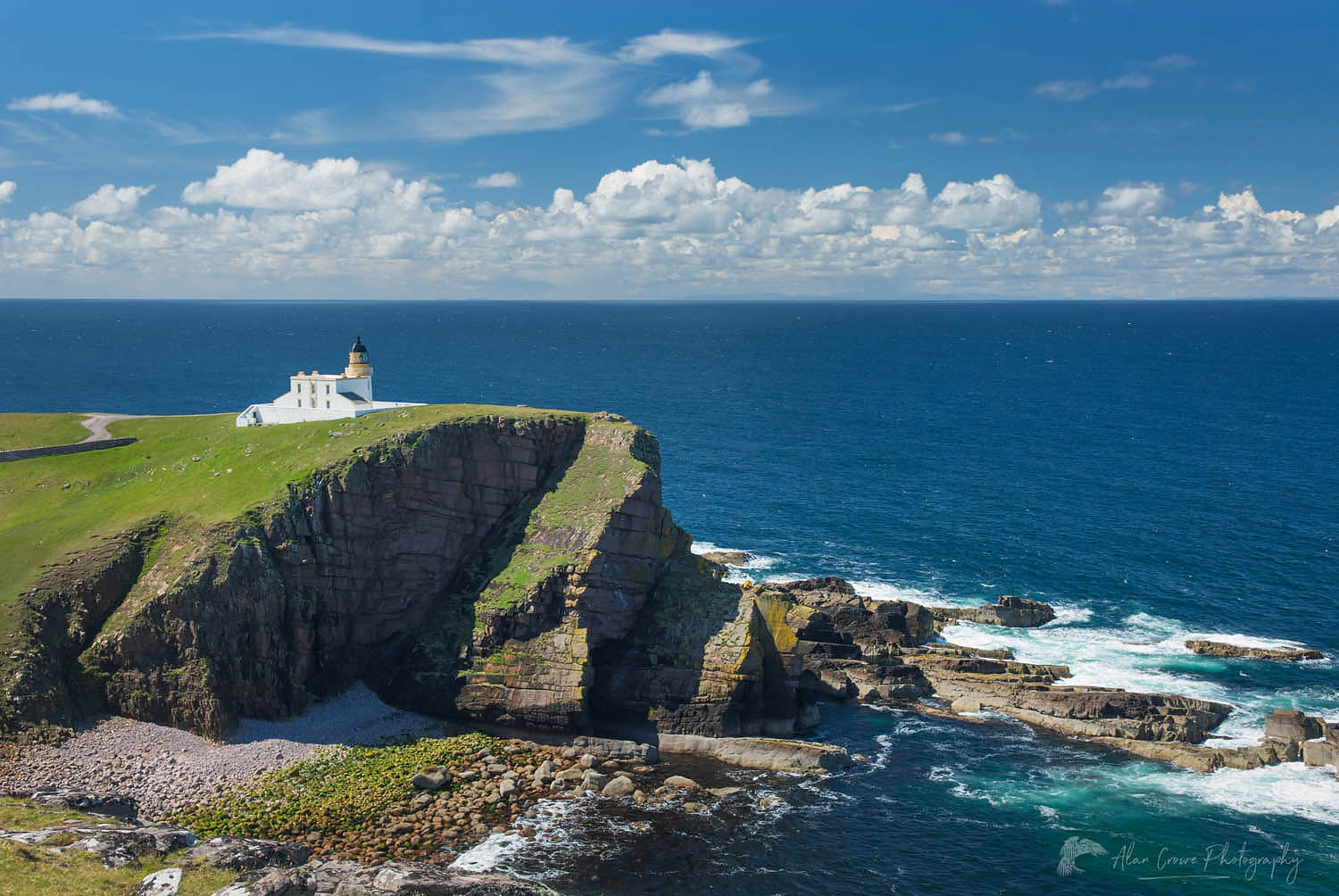 Rhu Stoer Lighthouse Scotland