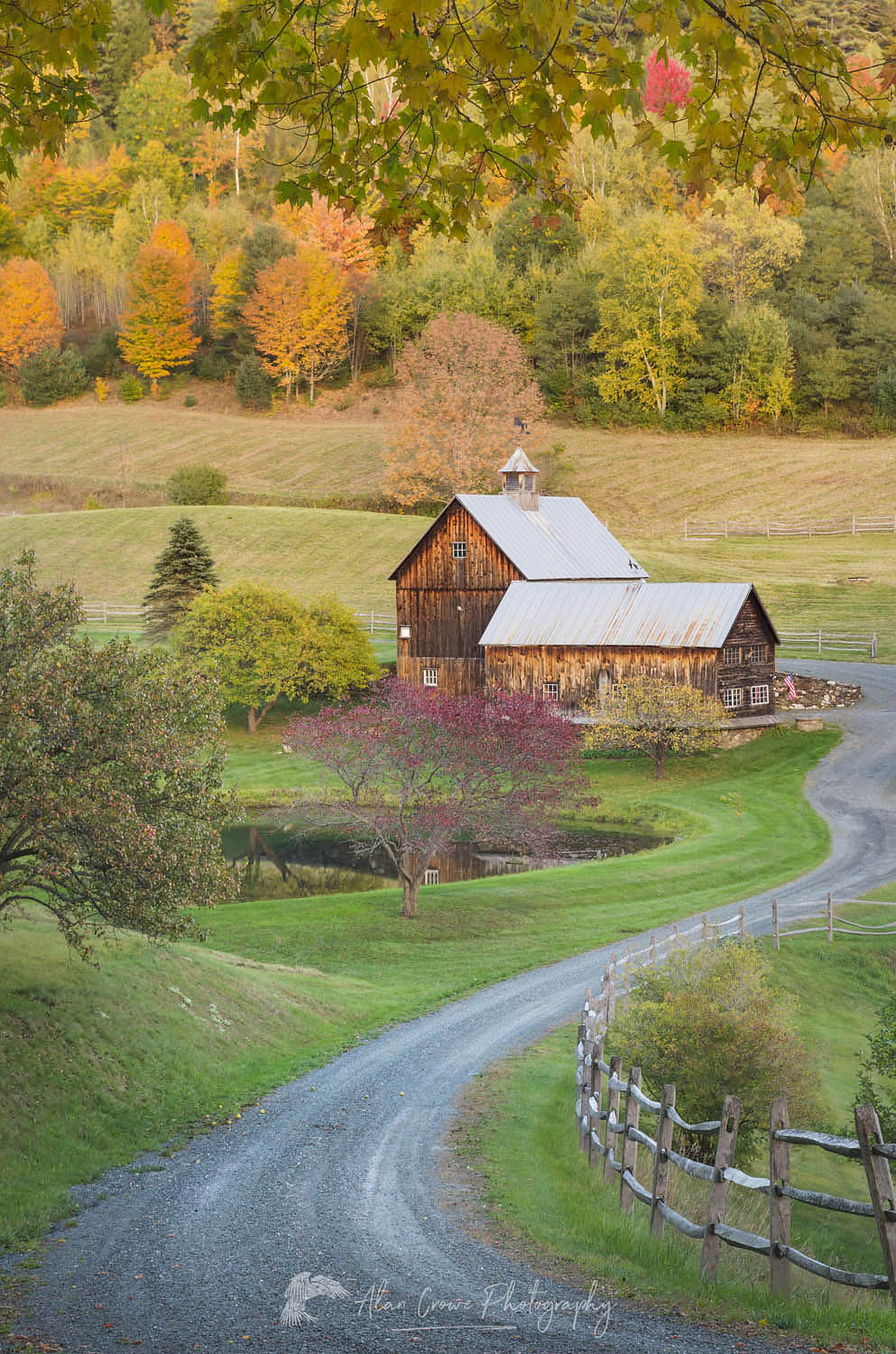 Sleepy Hollow Farm, Woodstock Vermont