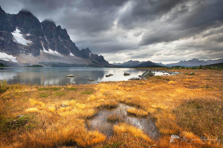 The Ramparts Jasper National Park