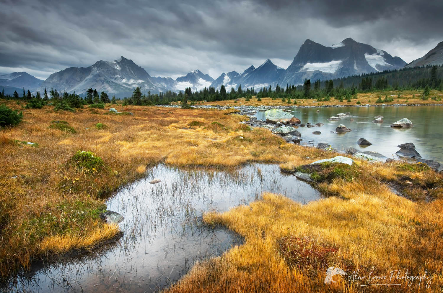Tonquin Valley, Jasper National Park