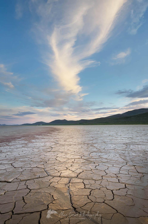 Alvord Lake Oregon