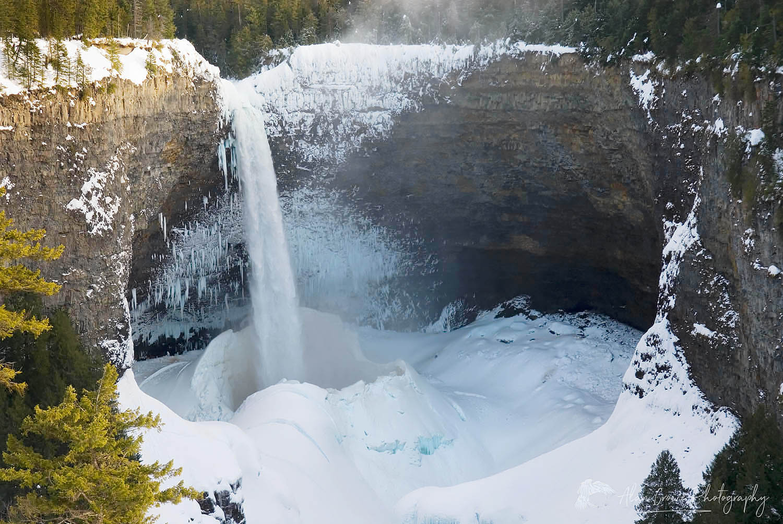 Helmcken Falls Wells Grey Provincial Park