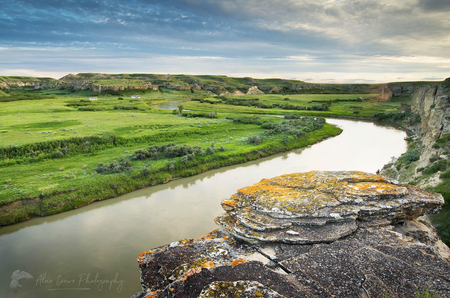Milk River Writing on Stone Provincial Park
