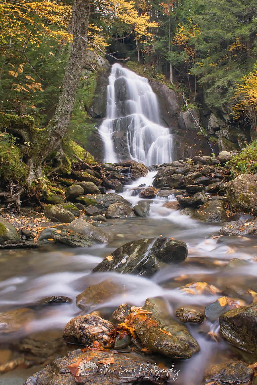 Moss Glenn Falls Vermont