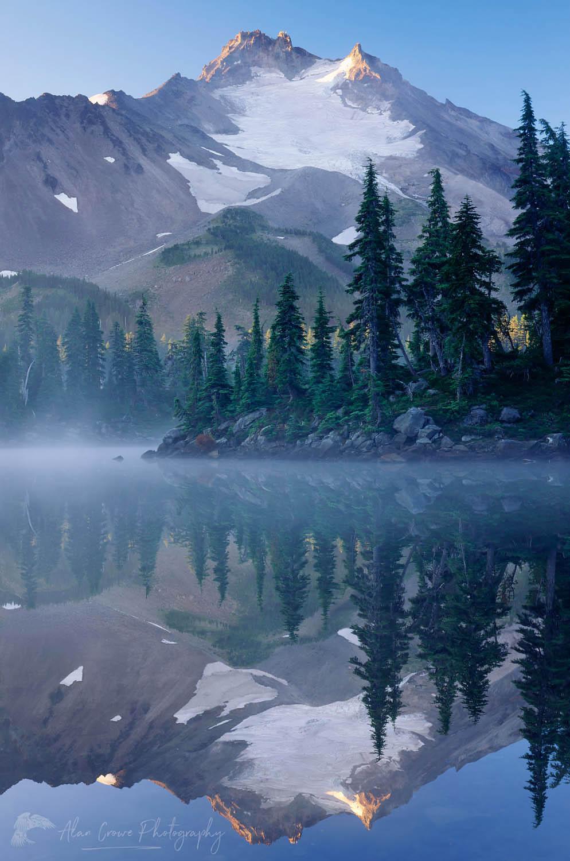 Mount Jefferson Cascade Range
