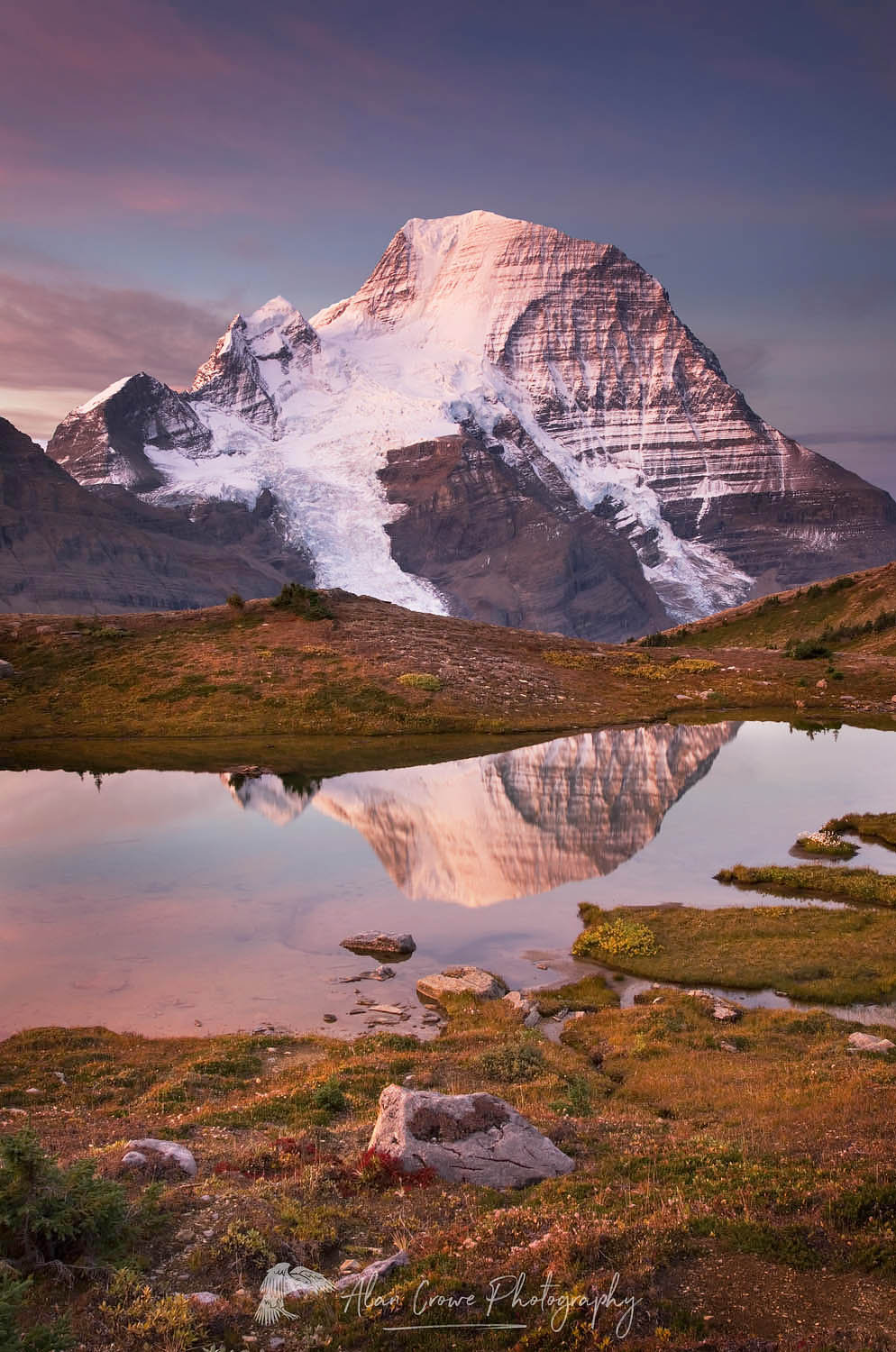 Mount Robson Canadian Rockies