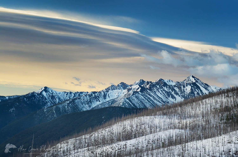 North Gardner Mountain, North Cascades