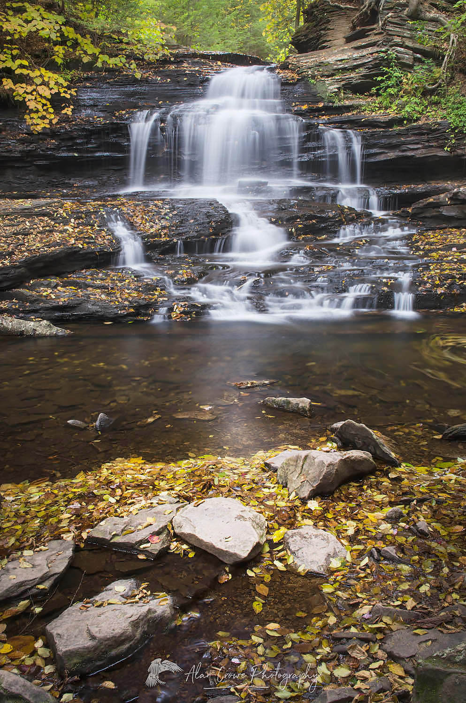 Onondaga Falls Ricketts Glen