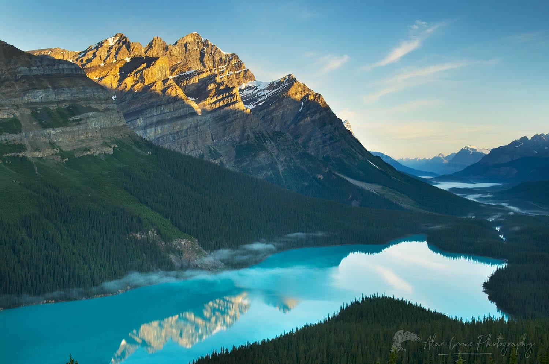 Peyto Lake, Banff National Park