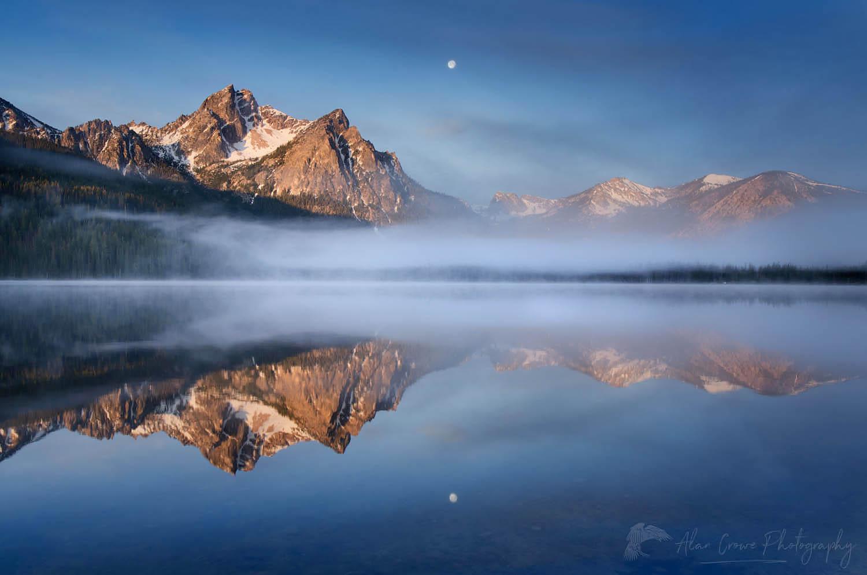 Stanley Lake, Sawtooth Mountains, Idaho