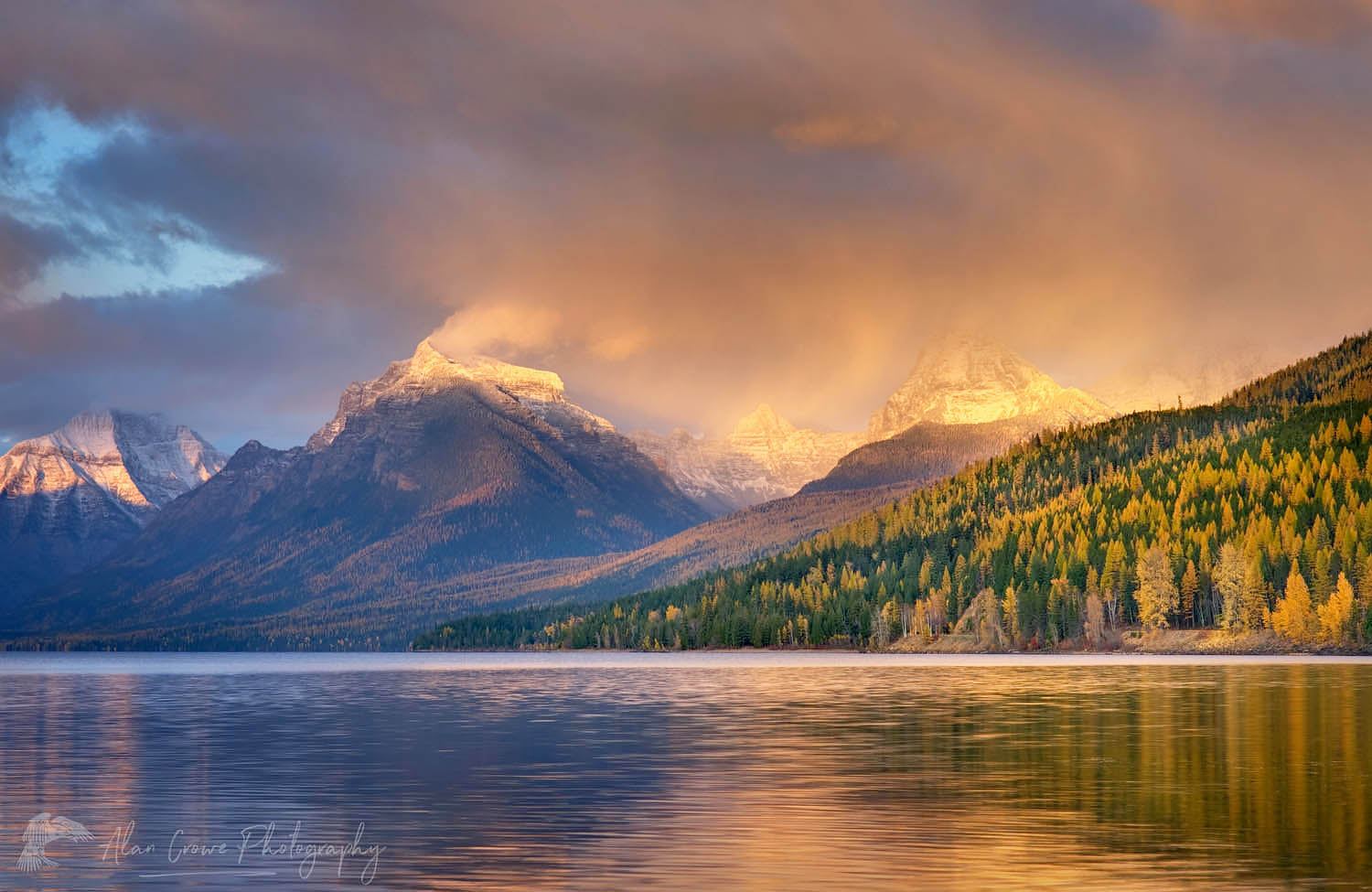 Lake McDonald Glacier National Park Photography Tour Summer 2019
