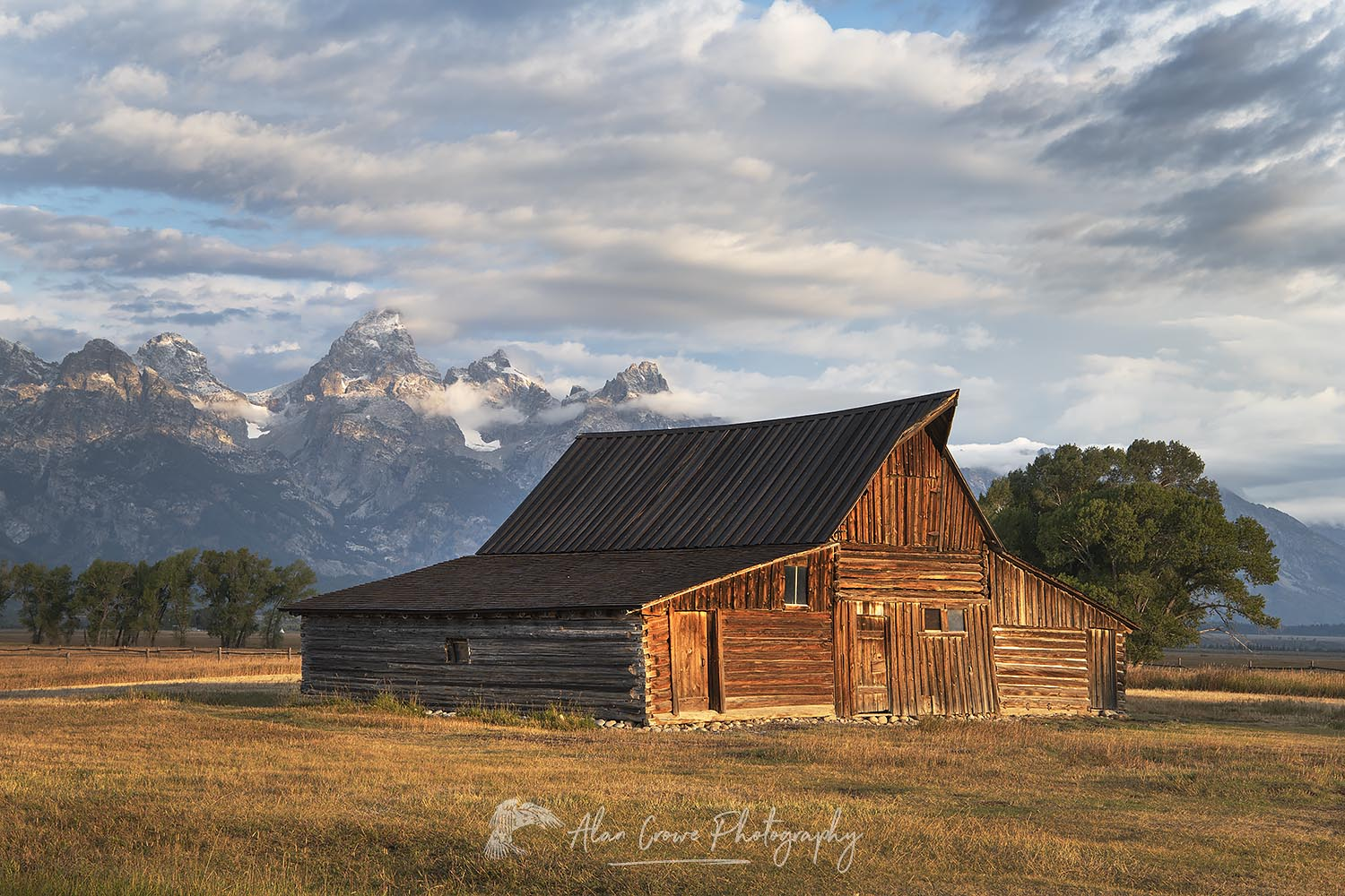 Moulton Barn Grand Teton National Park