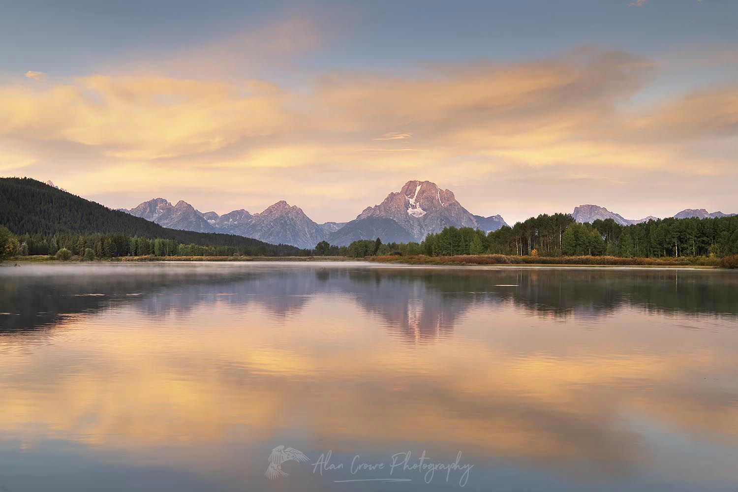 Oxbow Bend Grand Teton National Park Trip Update: Grand Teton Yellowstone