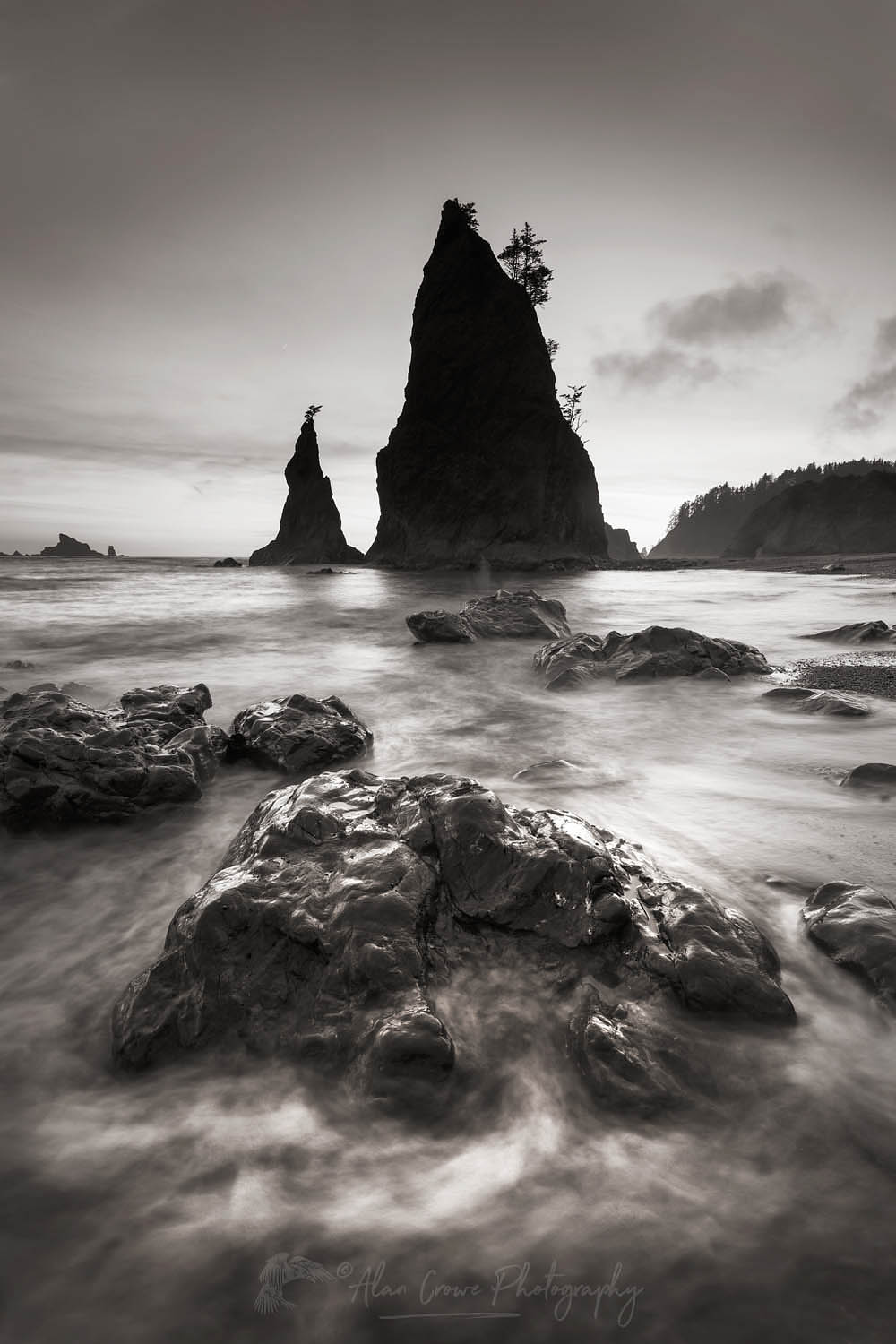Split Rock Rialto Beach