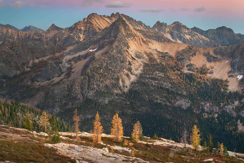 North Cascades at Cutthroat Pass