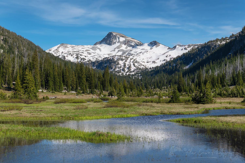 Eagle Cap, Eagle Cap Wilderness Oregon