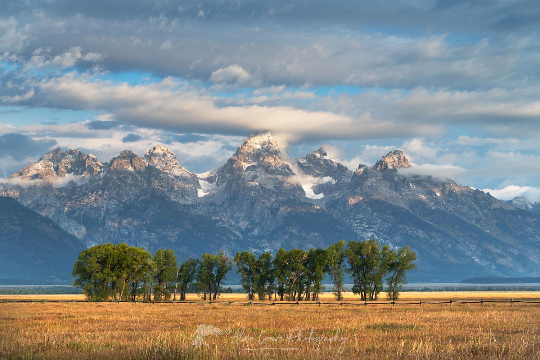 Teton Range Grand Teton National Park
